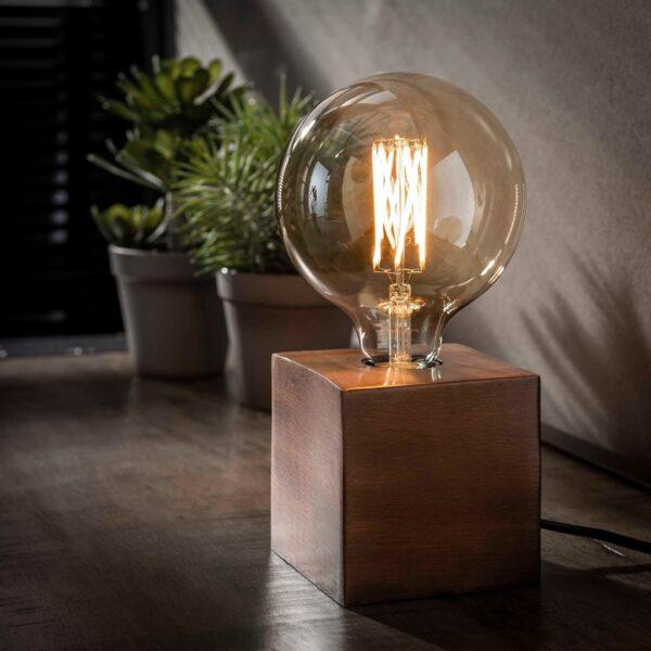 Tafellamp block 01