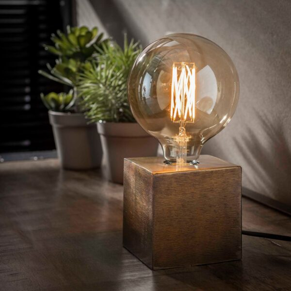 Tafellamp block 07