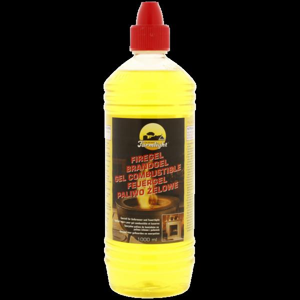 Brandgel fles 1 liter 1