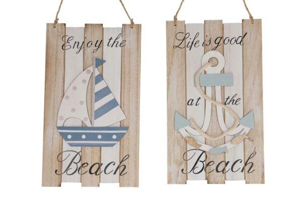 Houten 'Beach' hanger 1