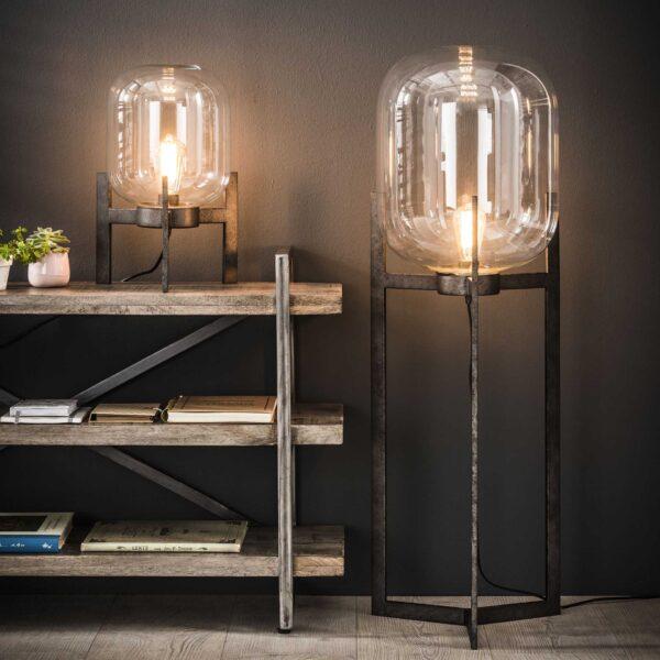 Vloerlamp glas support 3