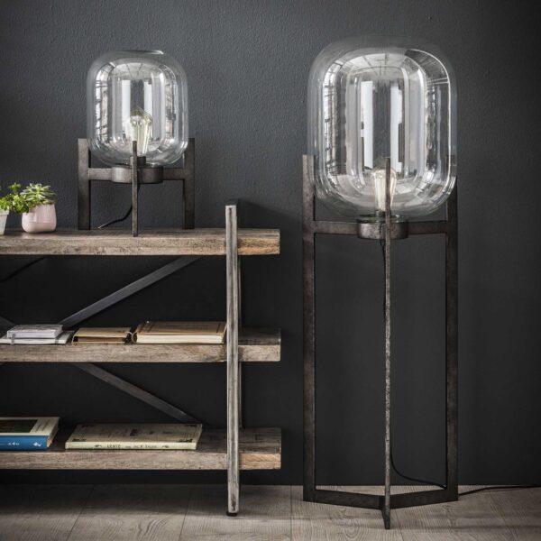 Vloerlamp glas support 4