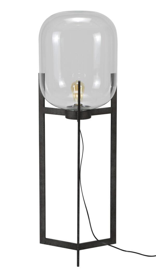 Vloerlamp glas support 5