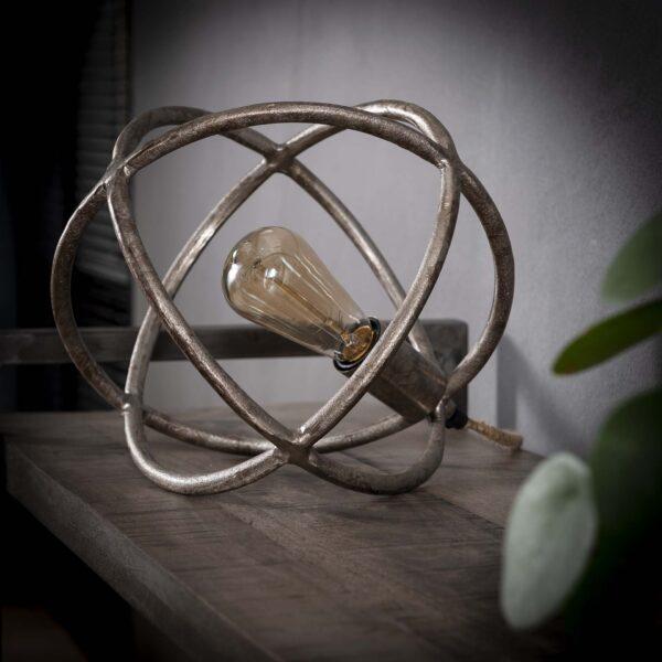 Tafellamp atoom 2