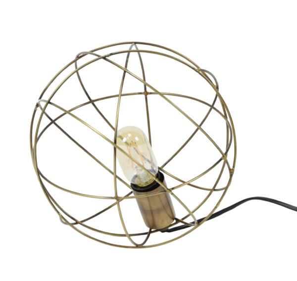 Tafellamp bol draadstaal 3