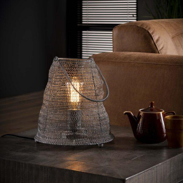 Tafellamp 26 mesh handvat 1