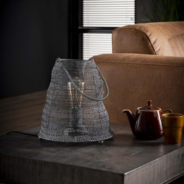 Tafellamp 26 mesh handvat 2