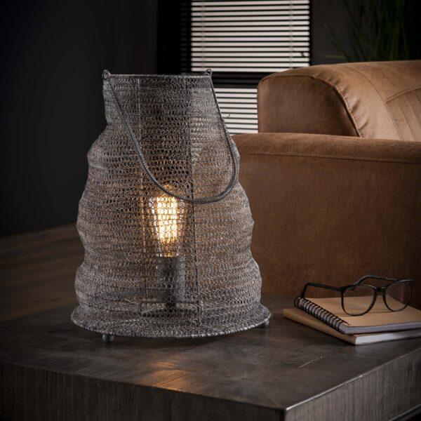 Tafellamp 30 mesh handvat 1