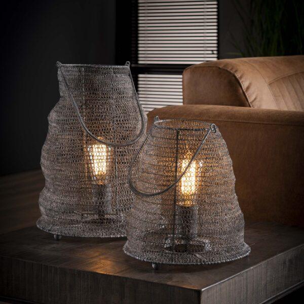 Tafellamp 30 mesh handvat 2