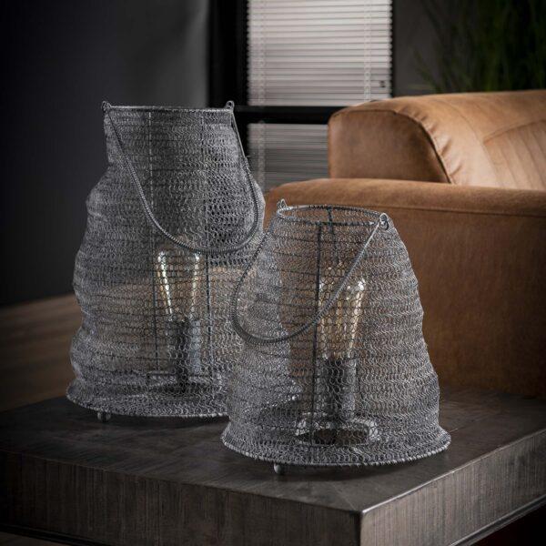 Tafellamp 30 mesh handvat 3