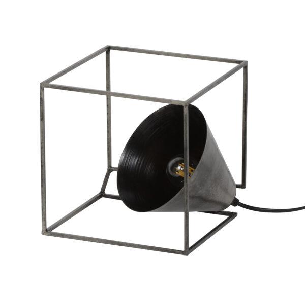 Tafellamp industry kubus 3