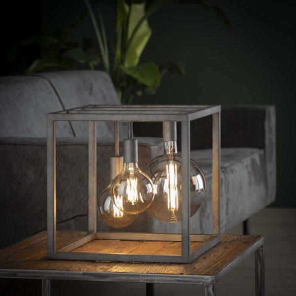 Tafellamp kubus XL 1