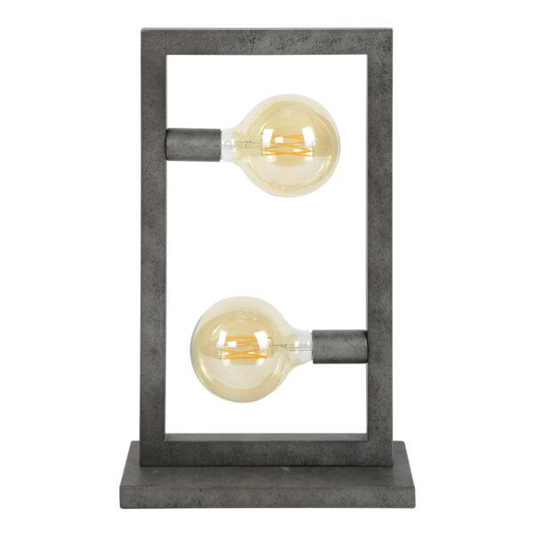 Tafellamp 2L steps 5