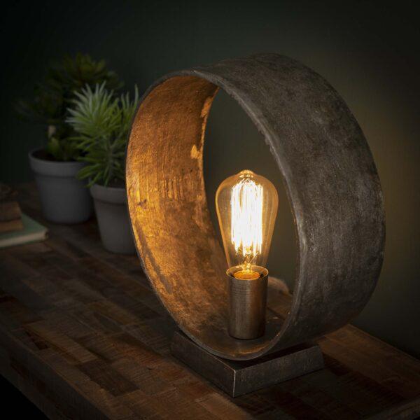 Tafellamp loop 1