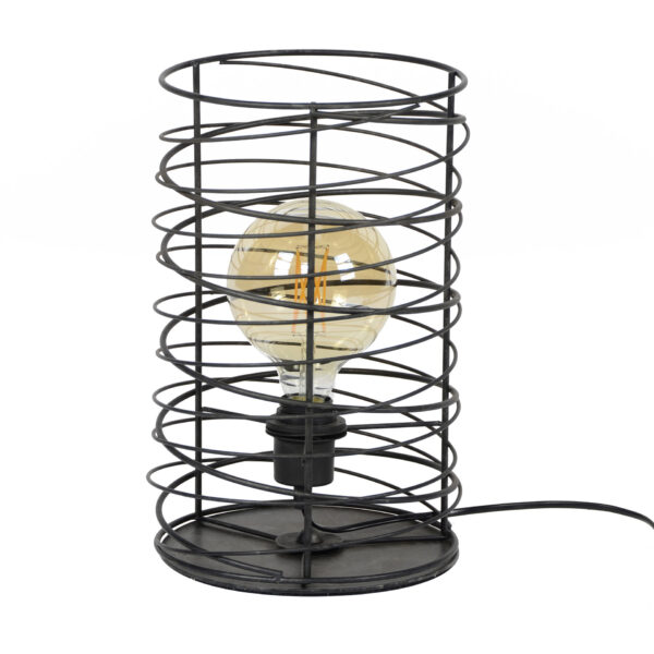 Tafellamp spiraal 22 cilinder 5