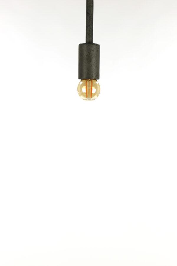 Lichtbron LED filament bol 4,5cm 4