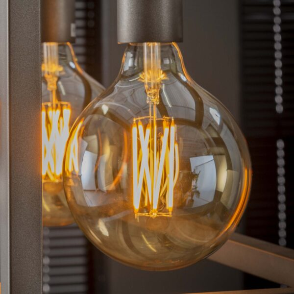 Lichtbron LED filament bol 12,5cm 1