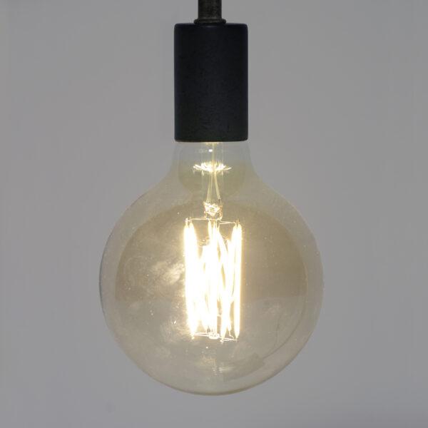 Lichtbron LED filament bol 12,5cm 4