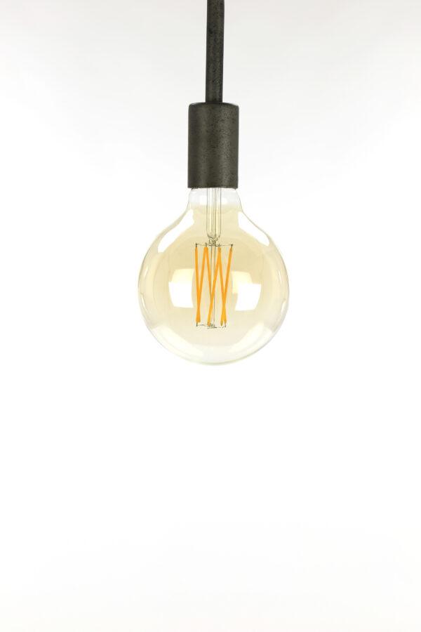 Lichtbron LED filament bol 12,5cm 5