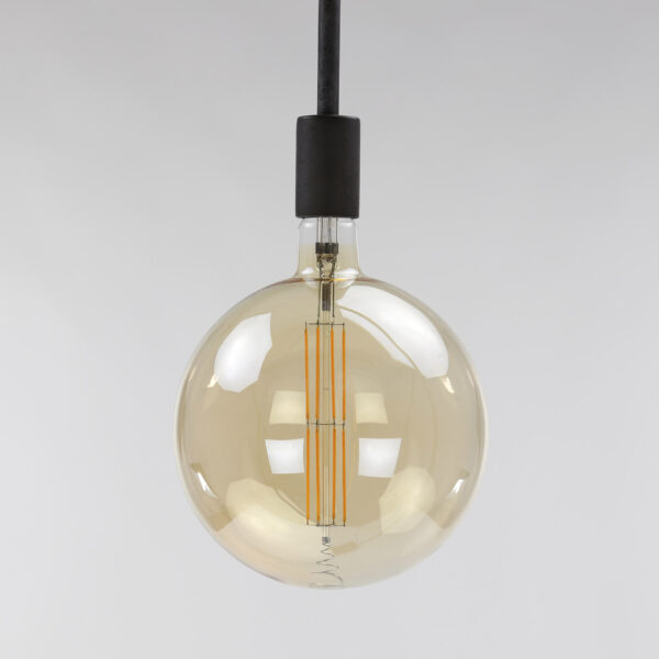 Lichtbron LED  filament bol 20cm 4