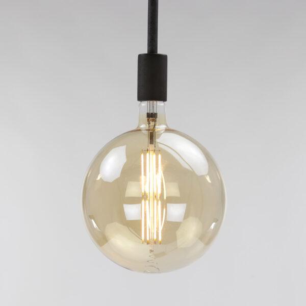 Lichtbron LED  filament bol 20cm 3